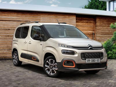 Citroen Berlingo 3 поколение 2018 Multispace минивэн