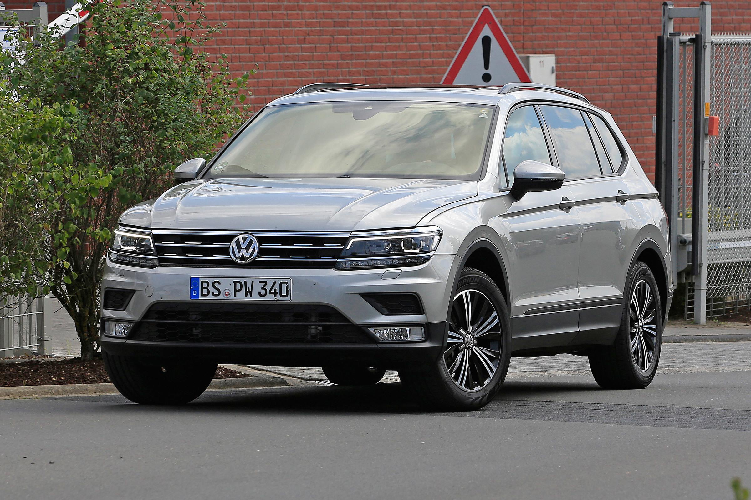Volkswagen Tiguan LX