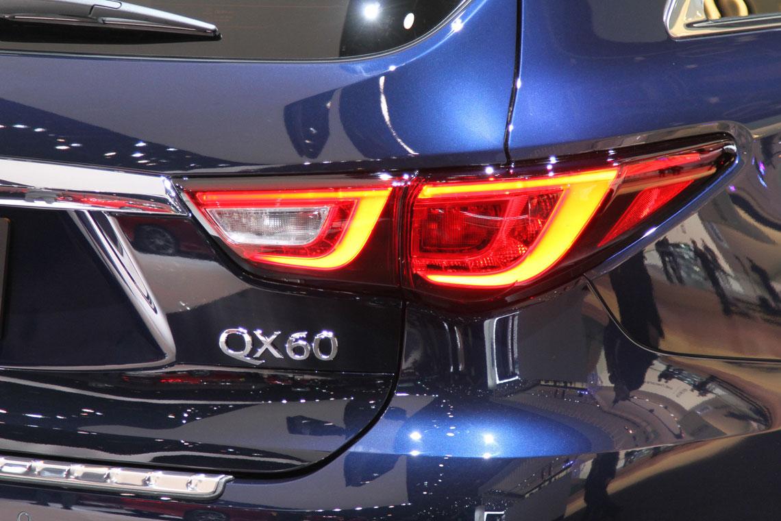 Infiniti QX60, Инфинити QX60