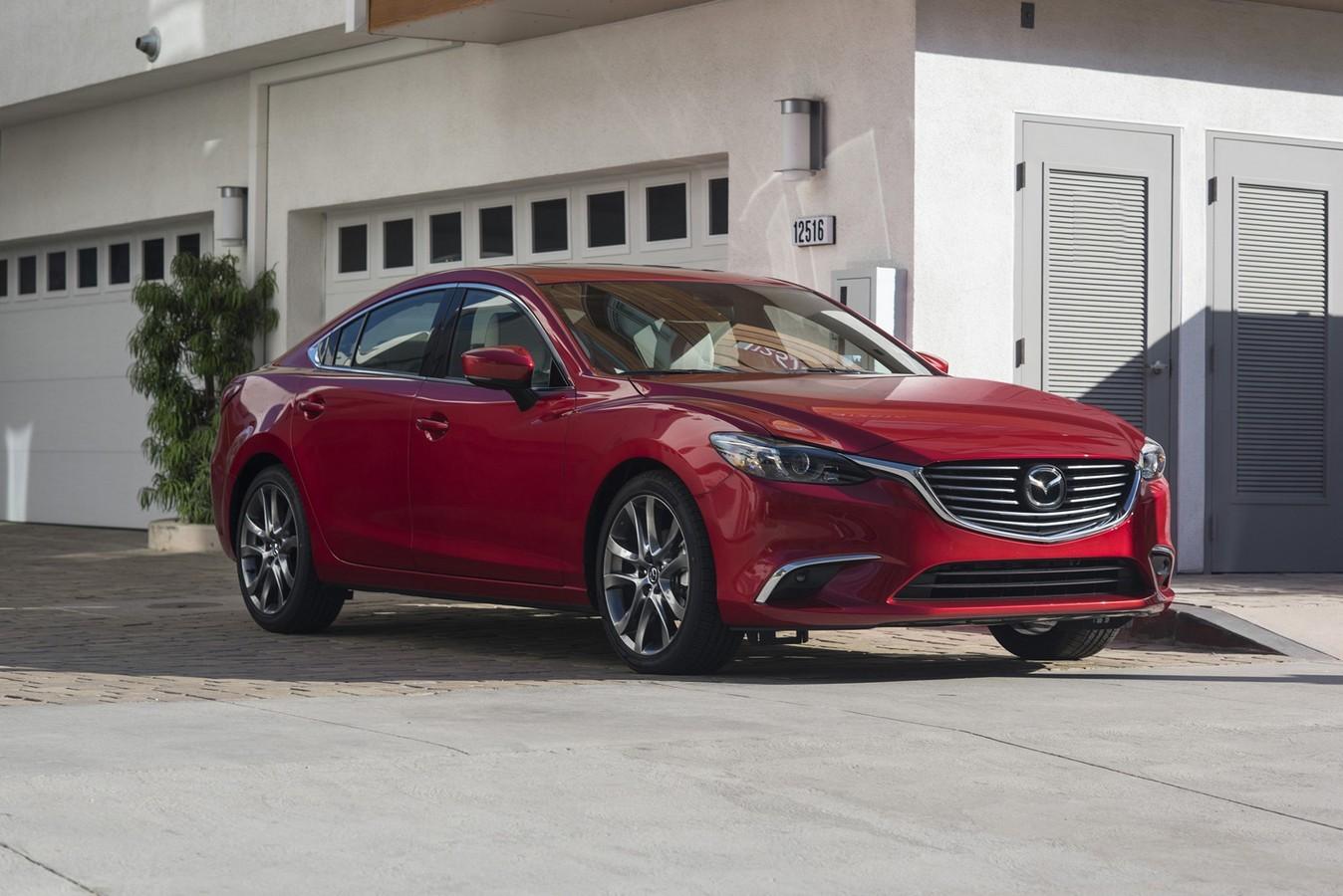Mazda 6, 2017