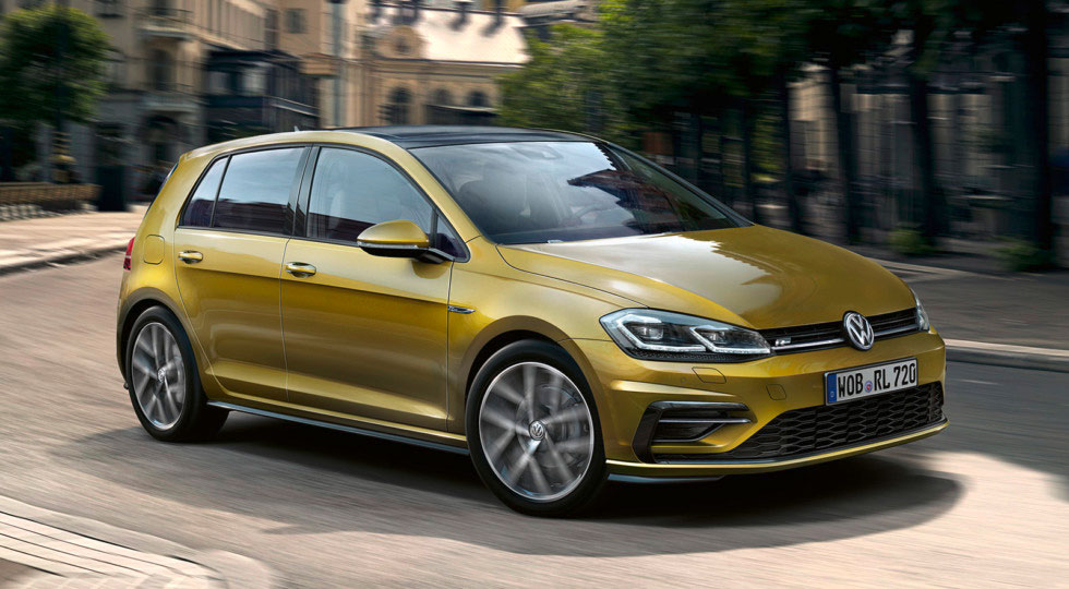 Volkswagen Golf 7 2017