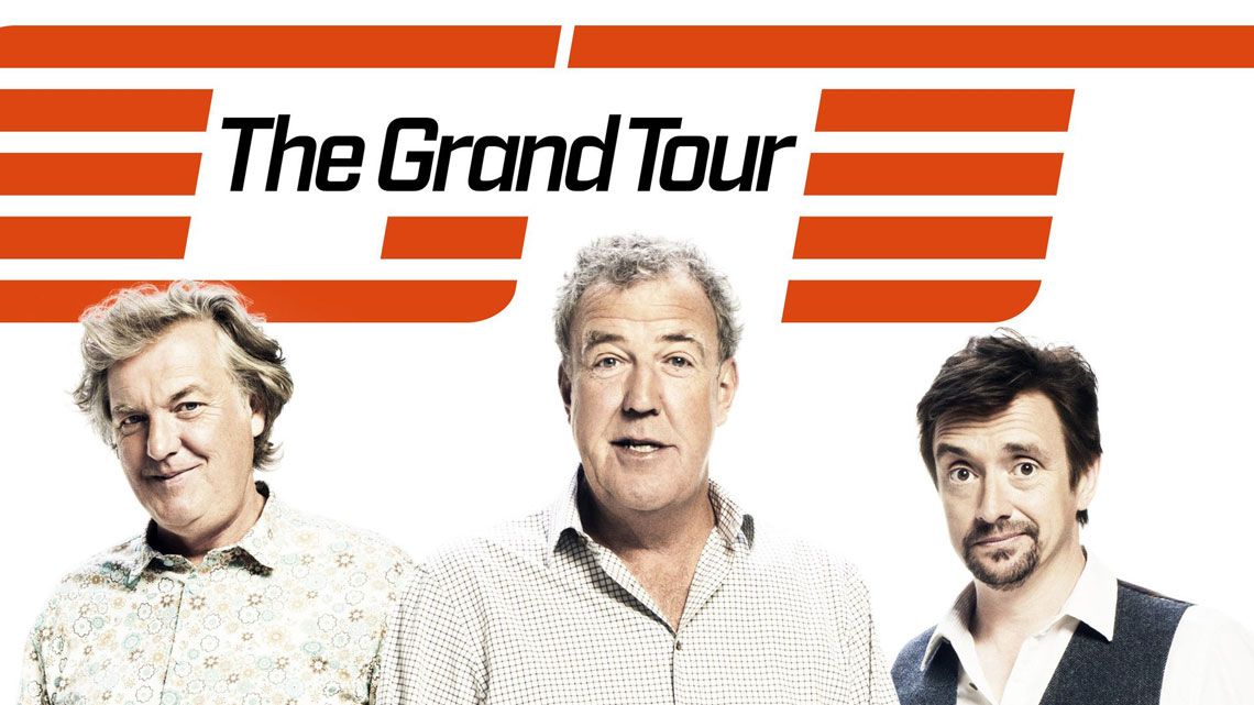 The Grand Tour, сезон 1, эпизод 1
