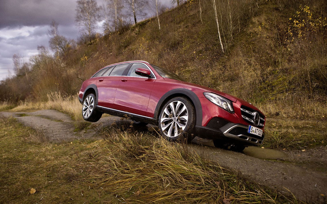 Mercedes E-Class Estate All-Terrain