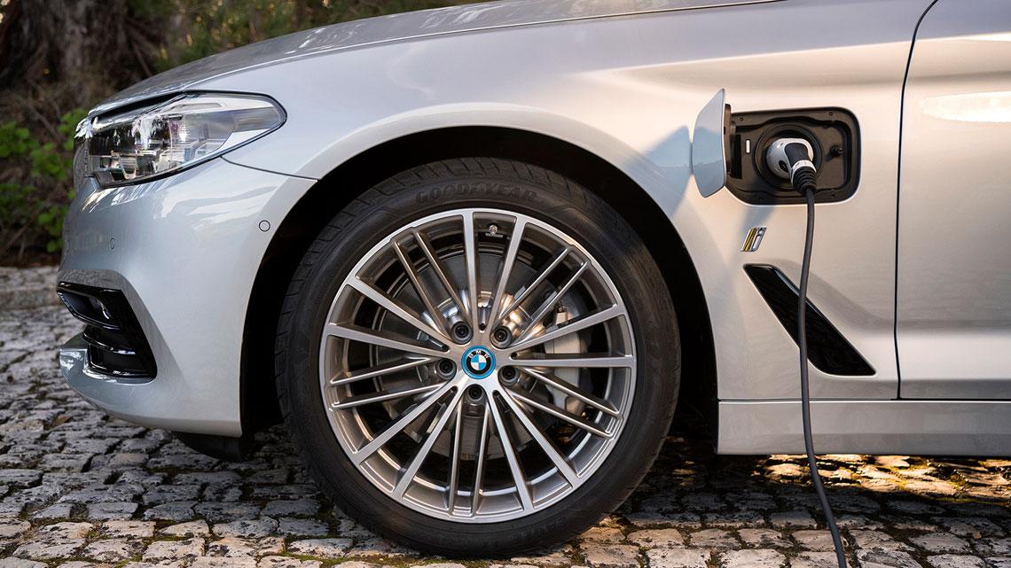 BMW 530e iPerfomance