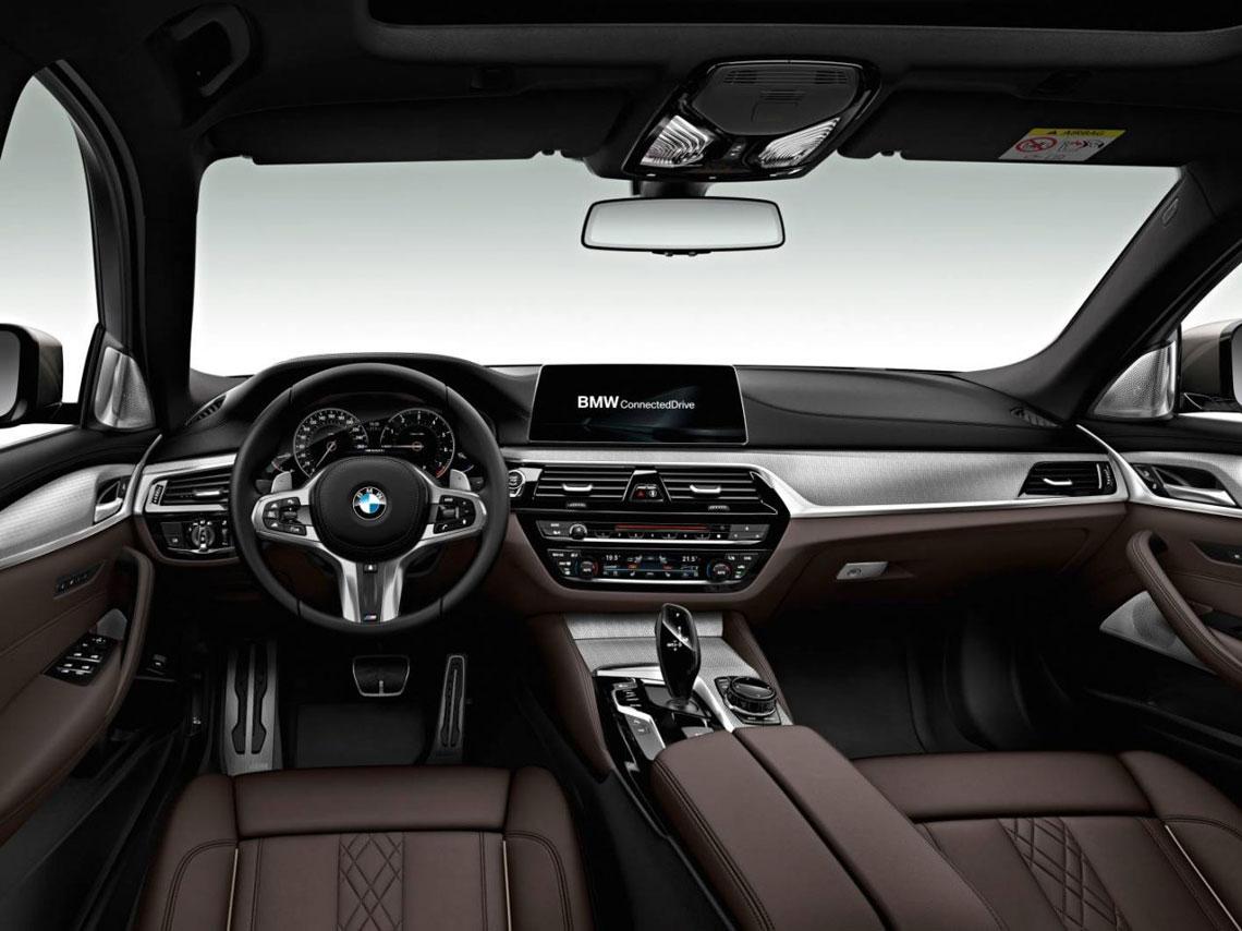 BMW 530e iPerfomance - гибрид