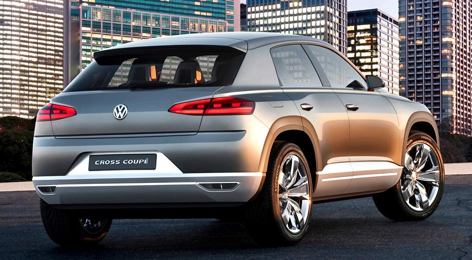 Кроссовер Volkswagen Polo T-cross