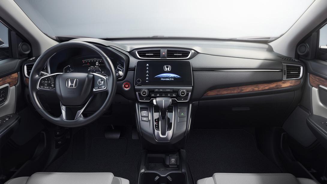 Honda CR-V 2018 - салон, интерьер