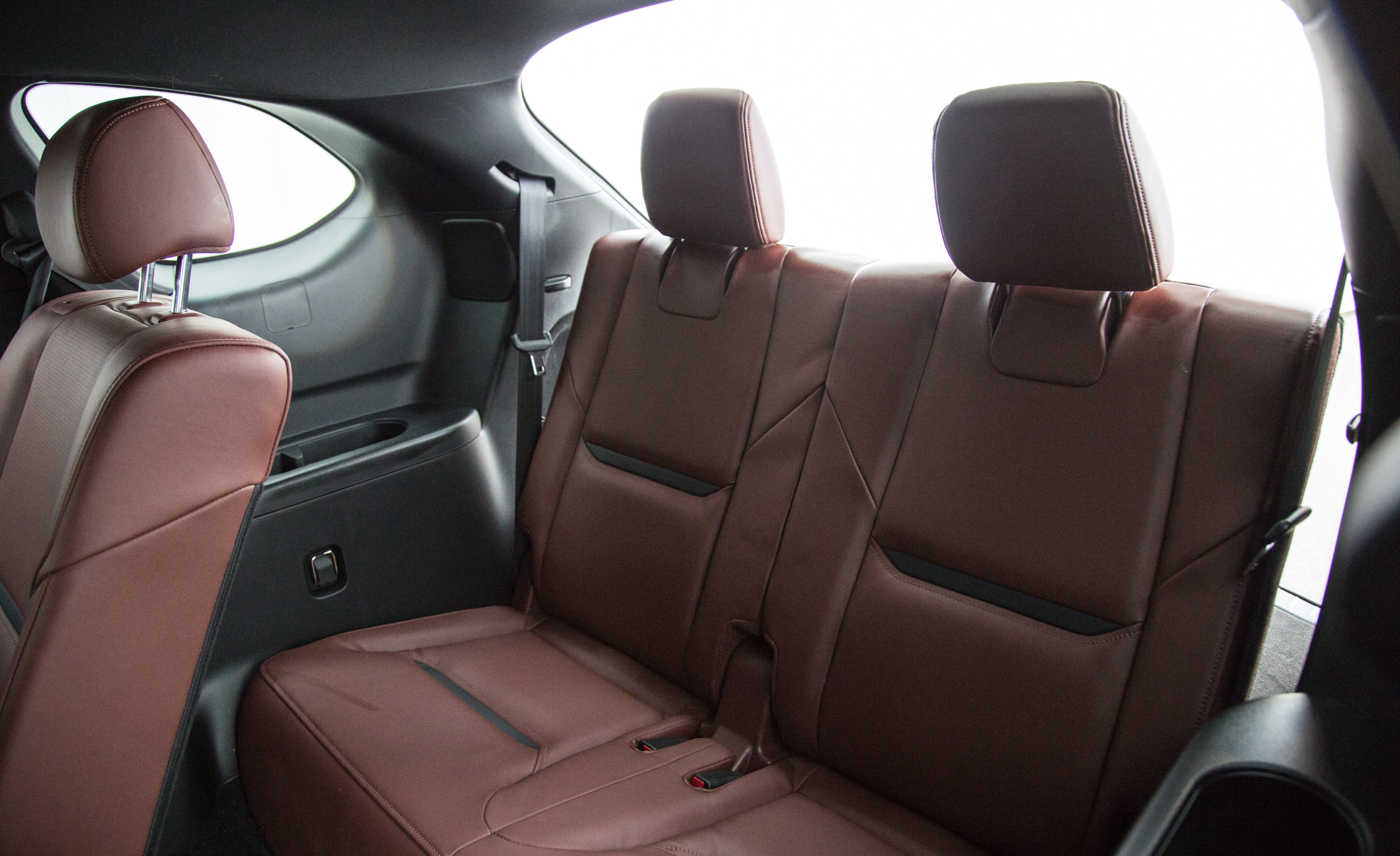 Mazda CX-9 2017 - салон, интерьер